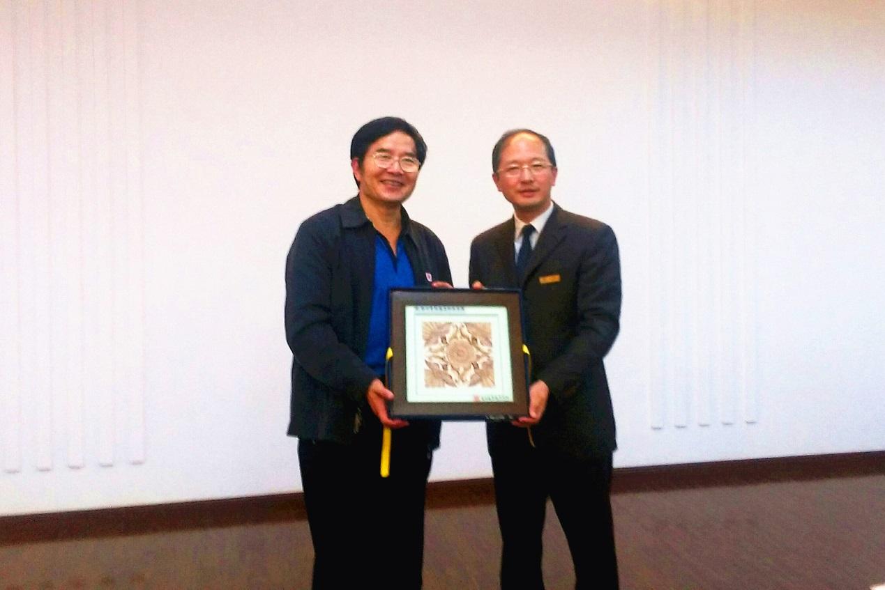 校领导带队赴扬州中瑞酒店职业学院交流访问 -贵州盛华职业学院